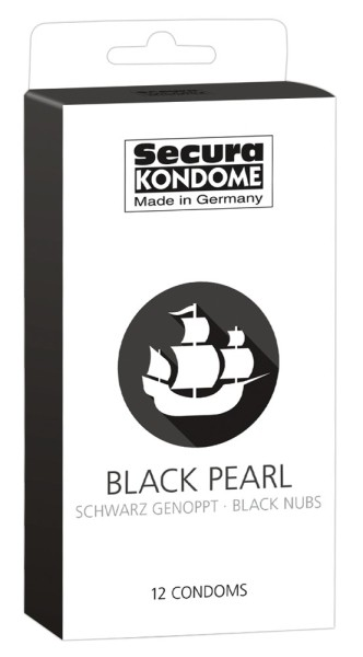 Secura Black Pearl 12er