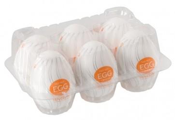 Tenga Egg Twister 6er