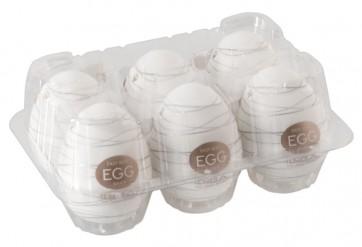 Tenga Egg Silky 6er