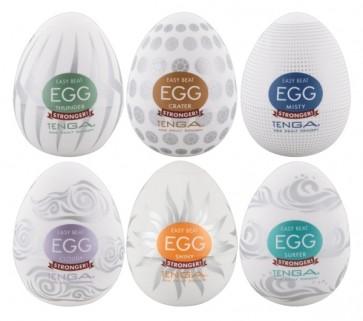 Tenga Egg Variety 2 6er