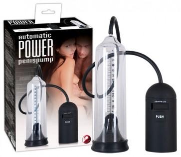 Automatic Power Penispump