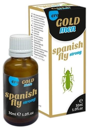 Spain Fly men GOLD strong 30ml