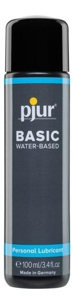 pjur Basic Waterbased 100 ml