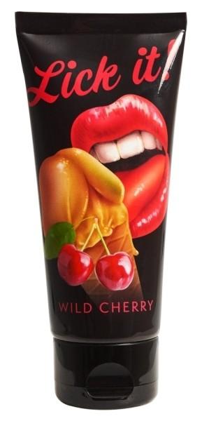 Lick it Wildkirsche 100 ml