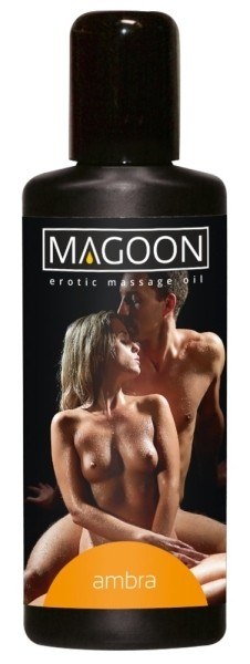 Ambra Erotik-Massage-Öl 100 ml