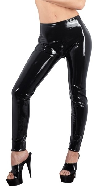 Latex Leggings XS