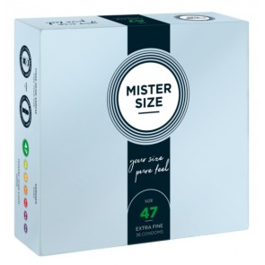 Mister Size 47mm 36er