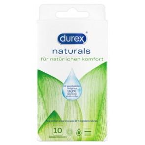 Durex Naturals 10er