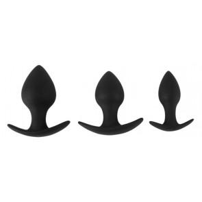 Black Velvets Anal trainer set