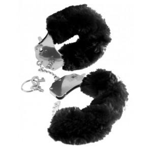 FFS Original Furry Cuffs Black
