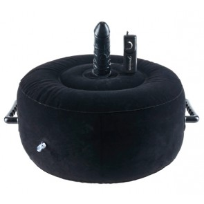 FFS Inflatable Hot Seat Black