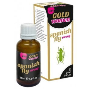 Spain Fly women GOLD strong 30
