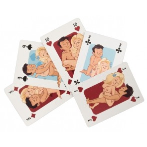 Kamasutra Playing Cards