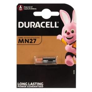 Batterie Duracell 27A 10x1er