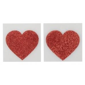 Nippelsticker Herz