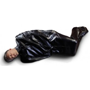 Lederimitat Sleeping Bag