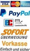 Zahlungsarten bei erdbeermund.de