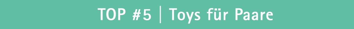 Top Toys für Paare bei erdbeermund.de