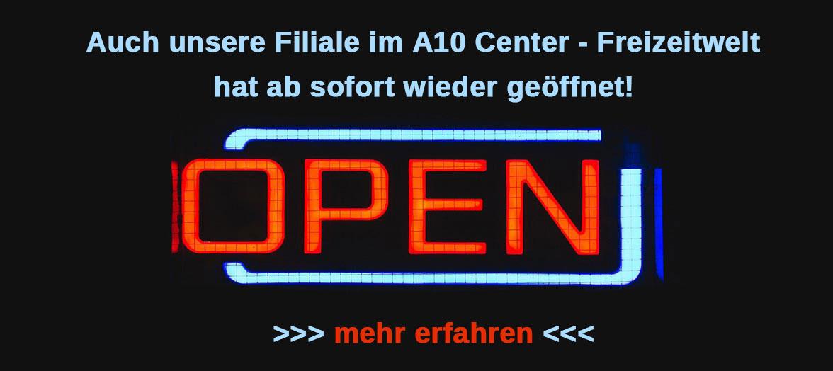 A10 Center erdbeermund